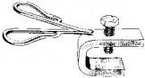 Зажимы для гибких удлинителей S-4998-2